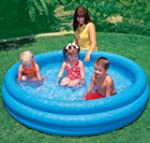 INTEX Inflatable Swimming Paddling Pl...