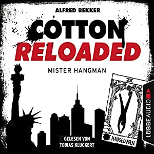 Mister Hangman (Cotton Reloaded 48) Hörbuch