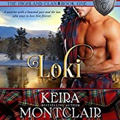 Loki: The Highland Clan, Book 1 | Keira Montclair