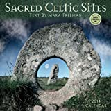 Sacred Celtic Sites 2014 Wall Calendar