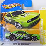 Hot Wheels Dodge Challenger Car Drift In verdedi Hot Wheels