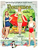 img - for Romance Paper Dolls, Restored book of 1945 book / textbook / text book