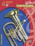 img - for Band Expressions, Book Two Student Edition: Baritone B.C. (Book & CD) (Expressions Music Curriculum(tm)) book / textbook / text book