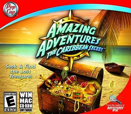 Amazing Adventures Caribbean Secret