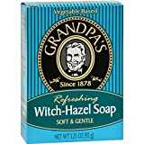 Grandpas Witch Hazel Soap 3.25 Oz