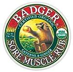 Badger Muscle Rub Organic Certified O...