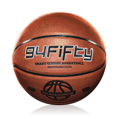 Save Up to 20% on 94Fifty Smart Sensor Basketballs
