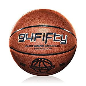 InfoMotion Sports 94Fifty Smart Sensor Basketball, Mens Full Size 7, 29.5 inch basketball