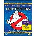 Ghostbusters [Reino Unido] [Blu-ray]