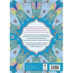 Relax Art - Mandalas - Zauber der Symmetrie: Malen & entspannen