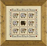 Historical Sampler Co. Baa Baa Black Sheep Cross Stitch