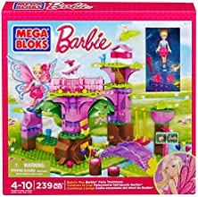 Mega Bloks Barbie Fairy Treehouse
