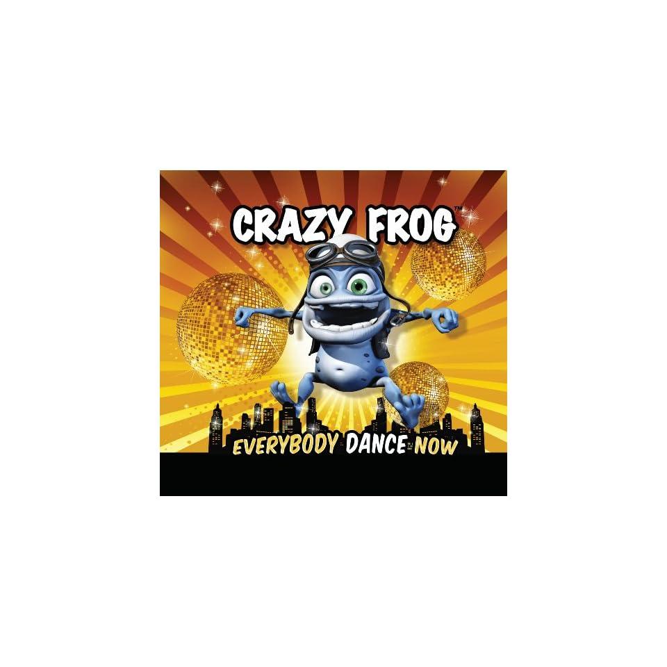 Crazy frog presents crazy hits crazy frog music