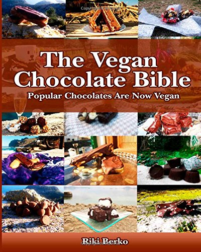 The Vegan Chocolate Bible: Popular Chocolates Are Now Vegan
