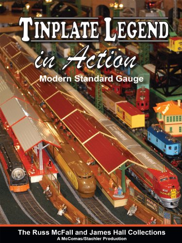 Tinplate Legends in Action: Modern Standard Gauge