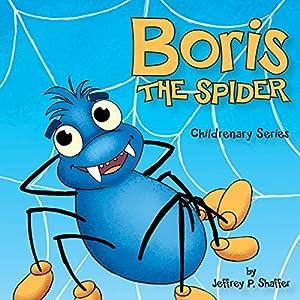 Boris the Spider Audiobook