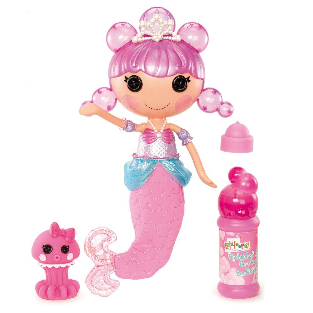 Lalaloopsy Bubbly Ocean Seabreeze Mermaid Doll