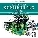 Sonderberg & Co. und der Mord auf Schloss Jägerhof (Sonderberg & Co. 1) Hörspiel von Dennis Ehrhardt Gesprochen von: Jan-Gregor Kremp, Regina Lemnitz, Andreas Mannkopff