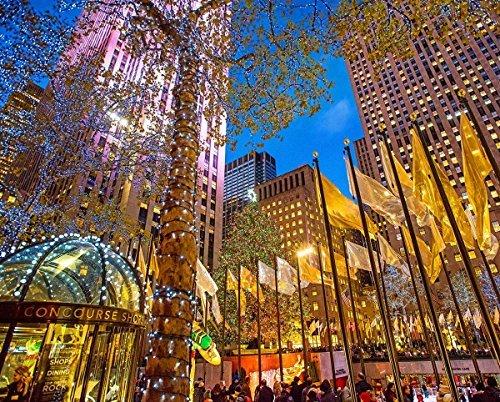 Springbok Puzzles Rockefeller Center Jigsaw Puzzle (1000 Piece) (Puzzle Center 1000 compare prices)
