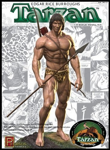 Tarzan 1/8 Scale Model Kit (Model Kit Putty compare prices)