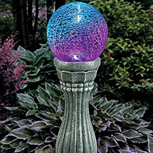 Color-Changing Solar Gazing Ball - Improvements