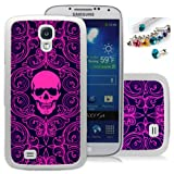 Cocoz®pink Skull Zombie Fashion Design Hard Case Cover Skin Protector for Samsung Galaxy S4 I9500 Retail Packing... by CocoZ