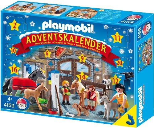 playmobil adventskalender für kleinkinder