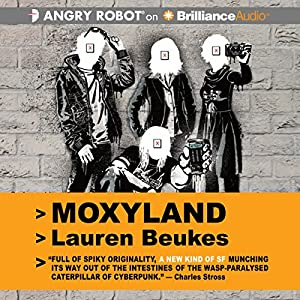 Moxyland Audiobook