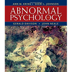 abnormal psychology psychology 300 Recommended: psyc 300 an examination of mental disorders across the  lifespan the goal is to evaluate emerging issues in abnormal psychology topics .
