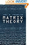 Matrix Theory (Dover Books on Mathema...