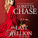The Last Hellion: Scoundrels, Book 4 (       UNABRIDGED) by Loretta Chase Narrated by Kate Reading