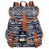 #2: Chronex women's Backpack handbags Girls Casual Book Bag Sports Daypack