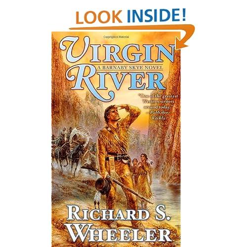 Virgin River: A Barnaby Skye Novel (Barnaby Skye Novels)