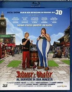 Amazon.com: Asterix E Obelix Al Servizio Di Sua Maesta