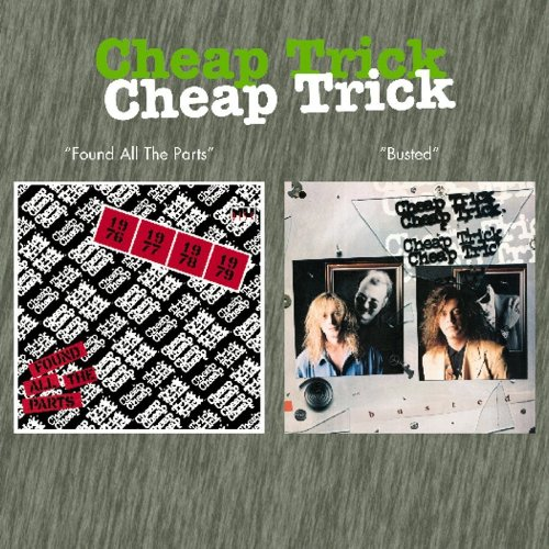 CHEAP TRICK - Found All The Parts (EP) - Zortam Music