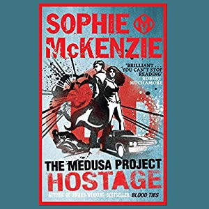 The Medusa Project: The Hostage Audiobook