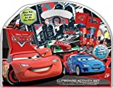 Disney Cars 'on the Throttle' Clipboard Activity Set Stationery