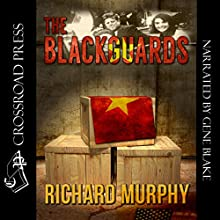 The Blackguards (       UNABRIDGED) by Richard Murphy, David Niall Wilson Narrated by Gene Blake