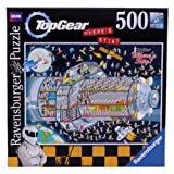 Ravensburger Top Gear Where's Stig In Space 500 Piece Puzzle