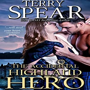 The Accidental Highland Hero Audiobook