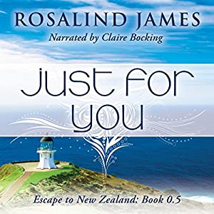 Just for You (Escape to New Zealand) Hörbuch
