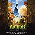 Arthur And The Invisibles Soundtrack (US Release)