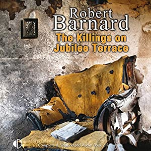 The Killings on Jubilee Terrace Audiobook