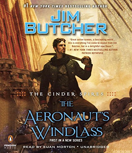 The Cinder Spires: The Aeronaut's Windlass (Jim Butcher Cd compare prices)