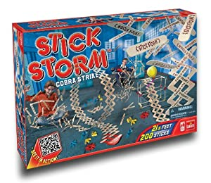 Stick Storm Cobra Strike Game from Goliath