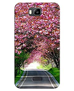 FurnishFantasy 3D Printed Designer Back Case Cover for Huawei Y541,Huawei Ascend Y541