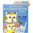 Richard Scarry's Best First Book Ever! (Richard Scarry's Best Books Ever!)