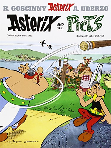 Asterix and the Picts Image