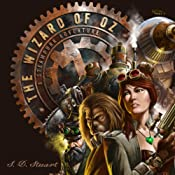 The Wizard of OZ: A Steampunk Adventure | [S.D. Stuart, Steve DeWinter]