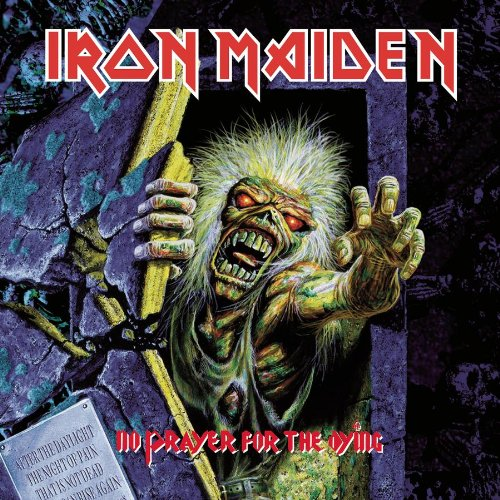 Iron Maiden - No Prayer For The Dying (enhanced cd) - Zortam Music